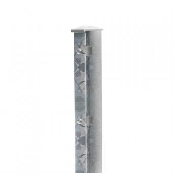 Zaunpfosten Typ 1 feuerverzinkt   1230   Standard