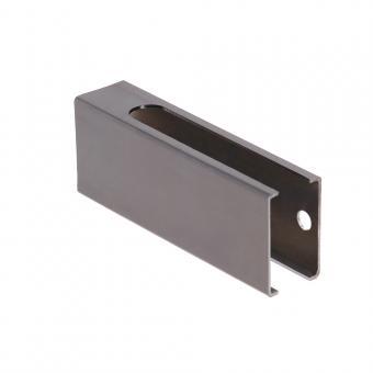 Winkelplatte Hülse Stahl